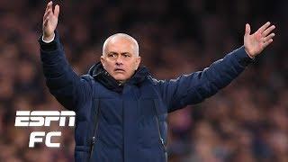 How José Mourinho has Tottenham playing is appalling – Frank Leboeuf | Champions League
