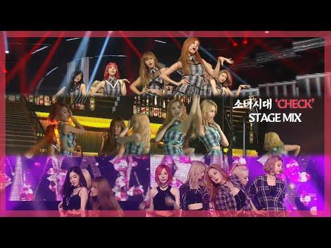 소녀시대 - Check stage mix