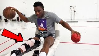 Victor Oladipo Training After Injury!!!
