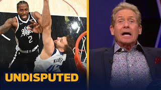 Skip & Shannon react to Kawhi & the Clippers' Game 7 win to advance over Mavs   NBA   UNDISPUTED