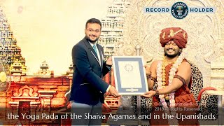 Officially Amazing! #1st Guinness World Record for Largest Rope Yoga Lesson By HDH Nithyananda