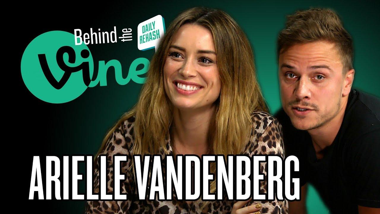 Behind the vine arielle vandenberg dating 3