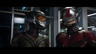 Ant-man et la guêpe :  bande-annonce VF