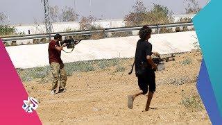 الساعة الأخيرة   ليبيا .. حفتر يخسر غريان     -