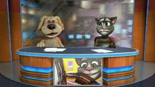 Tom & Ben News - Bubbles Up - song and dance - The Gummy Bear