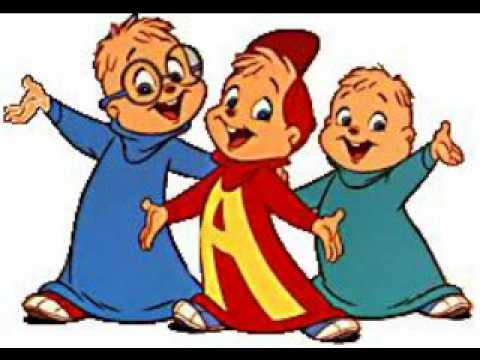 the chipmunks -god knows