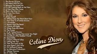 LAGU INI ENAK BANGET ~Celine Dion~ Greatest Hits  My Heart Will GO on; I Drove All Night