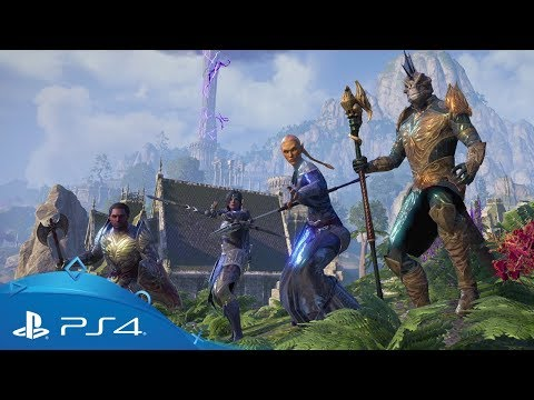 The Elder Scrolls Online | Summerset'e Yolculuk | PS4