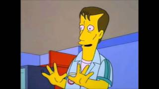 The Simpsons: James Woods (Kwik-E-Mart)