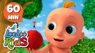 The Ants Go Marching 🐜🐜 🐜 Learn English with Songs for Children | LooLoo Kids
