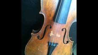old stradivarius violin  orginal or no please comment