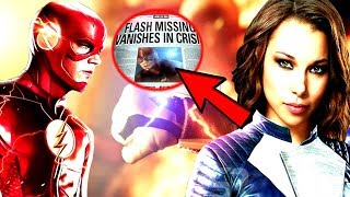 Nora Allen Big Mistake FINALLY Explained! - The Flash Season 5