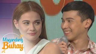 Magandang Buhay: Bea and Enchong's friendship