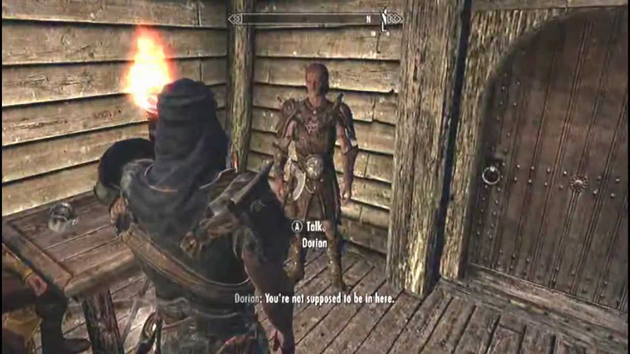 Skyrim ♢ Dark Brotherhood Misc Quests and a Side Quest ...