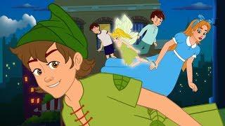 Peter Pan câu chuyện cổ tích hoạt hình phim