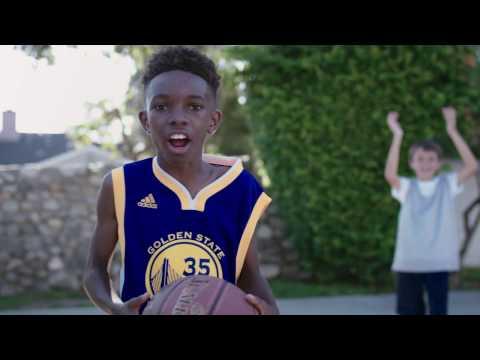 Panini's 2016 NBA TV Spot