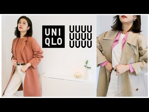 优衣库Uniqlo 2019春夏U系列16件新开箱试穿评测!速度!