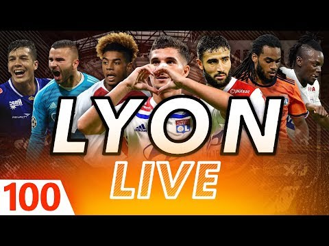 Football Manager 2019 | Lyon Live #100: A Century Of Episodes #FM19