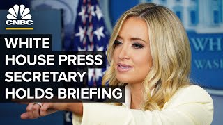 White House press secretary Kayleigh McEnany holds briefing - 5/26/2020