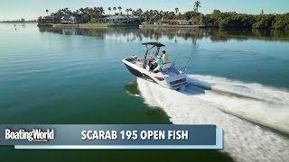 Scarab  Open Fish Vs Yamaha Fsh
