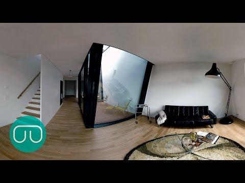 Bandara | House Tour as VR Video (360° 3D)