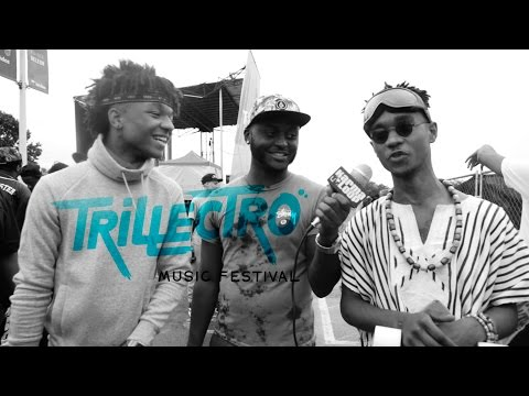 Trillectro Festival DC 2104 - Big Sean, Travis Scott, Migos, Sza, Baauer!