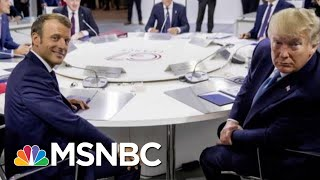 How The World Is Moving On From U.S. Leadership | Deadline | MSNBC