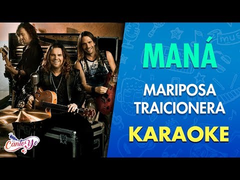 Maná - Mariposa traicionera (Official CantoYo Video)