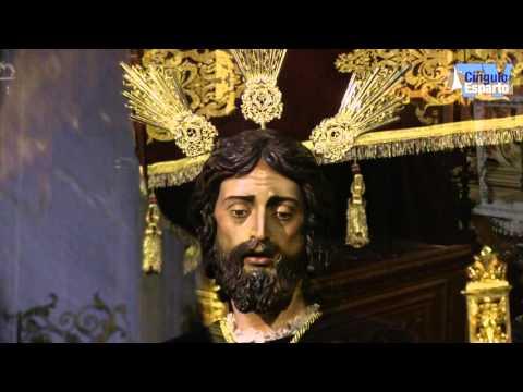 Besapiés del Señor de la Paz de Carmen Doloroso