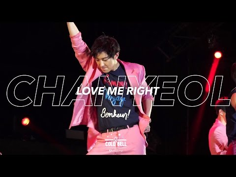 [LIVE] EXO「LOVE ME RIGHT」CHANYEOL(찬열) Stage Mix Special Edit.