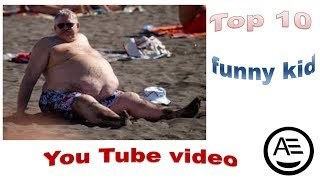 top 10 funny kid falls  new funny video    any thing and every thing