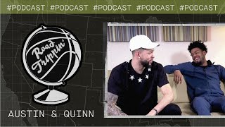 Austin Rivers & Quinn Cook talk Duke hoops, The Office vs. Martin, and more | Road Trippin'