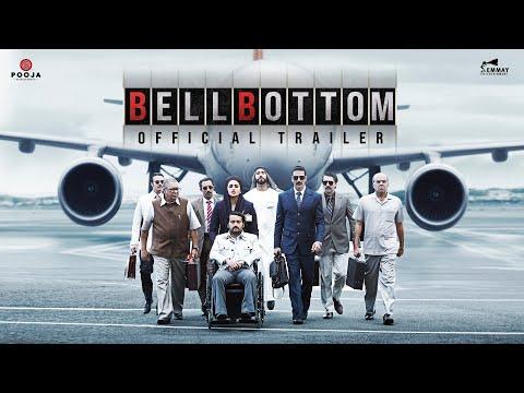 Bell Bottom official trailer- Akshay Kumar, Vaani