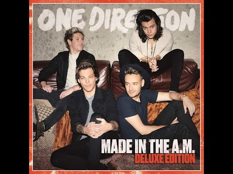 One Direction - If I Could Fly (Lyrics + Pics)