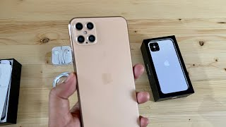 iPhone 12 Pro Max (clone or fake) Unboxing and Close look. Sold Even Before September Event 2020 🙈