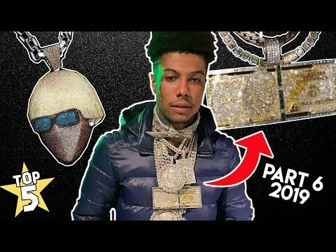 Top 5 Rapper Chains (Part 6) | French Montana, Blueface, Tyler, The Creator