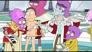 Rick and Morty S01E04   M  Night Shaym Aliens!