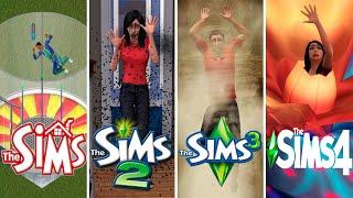 ♦ Sims 1 - Sims 2 - Sims 3 - Sims 4 : Unique Deaths - Evolution