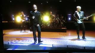 "U2 01-SEP-2018  Berlin, Bono losing his Voice ""Beautiful Day"" & Speech"