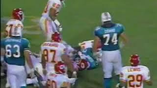 1991 01 05 AFC Wildcard Kansas City Chiefs vs Miami Dolphins