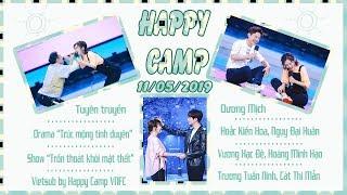 [Vietsub] Happy Camp 11/05/2019 (Dương Mịch, Hoắc Kiến Hoa, Ngụy Đại Huân, Justin, Vương Hạc Đệ)