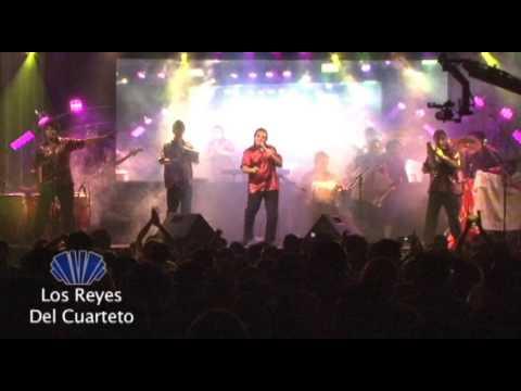 Los Reyes del Cuarteto en vivo - Un gusto a mujer - Pareces feliz - Piel de azucar