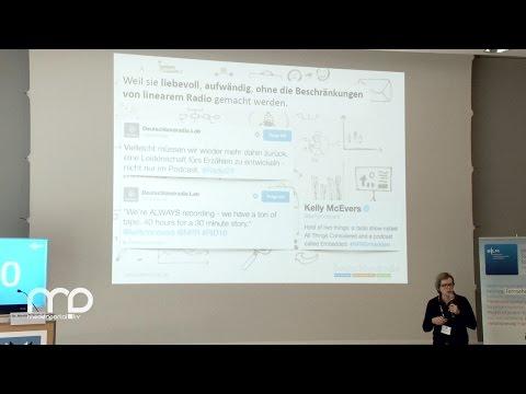 Vortrag: Trend-Check - Innovative Ideen für das Radio
