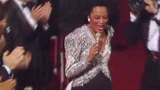 Diana Ross '83 Entrance - Ain't No Mountain High Enough (Uncut)