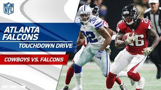 Atlanta Opens Up the Lead w/ Big Plays on TD Drive! | Cowboys vs. Falcons | NFL Wk 10 Highlights
