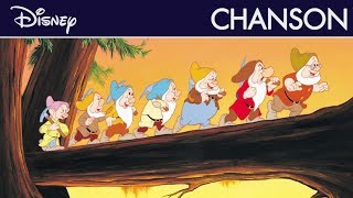Snow White and the Seven Dwarfs - Heigh-Ho (French version)
