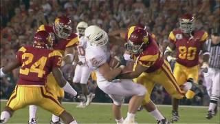 2005 BCS National Championship (Rose Bowl) - #2 Texas vs. #1 USC (HD)