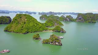 Viet Nam - My Motherland, Flycam 4K