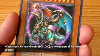 Card Spotlight : Chaos Emperor Dragon - Envoy of the End |  IOC-000 | (4K HD CLOSE UP)