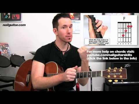 Baixar Let It Be - The Beatles - Guitar Lessons - Easy Acoustic Free Online Beginners Song Tutorial
